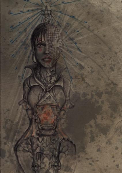 schau hinter die kulissen kunstdruck leipzig malerei steve bauer art sinntraeger