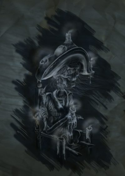 kerzenhalter sinntraeger poster druck leinwand mixed media art steve bauer leipzig