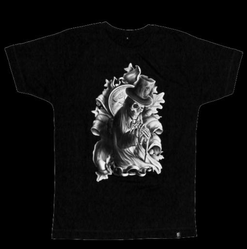 """""""Modern Day Gentlemen"""" T-shirt sinntraeger art steve bauer leipzig"""